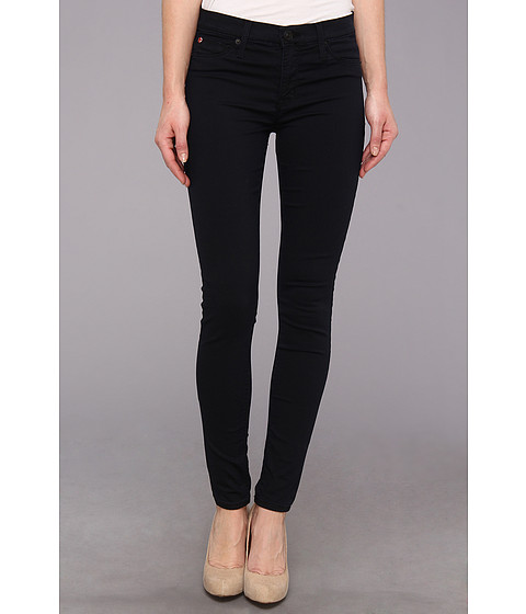Hudson - Nico Mid-Rise Super Skinny in Under the Radar (Under the Radar) Women