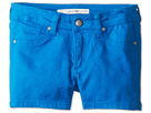 Joe's Jeans Kids Neon Mini Short (Little Kids/Big Kids) (Atomic Blue)