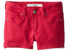 Joe's Jeans Kids Neon Mini Short (Little Kids/Big Kids) (Raspberry)