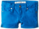 Joe's Jeans Kids Neon Mini Short (Toddler/Little Kids) (Atomic Blue)