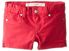 Joe's Jeans Kids Neon Mini Short (Toddler/Little Kids) (Raspberry)