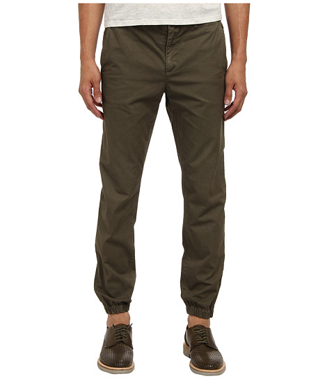 Vince - Cotton Joggers (Willow) Men's Casual Pants