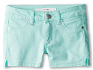 Joe's Jeans Kids Neon Mini Short (Little Kids/Big Kids) (Menthol)