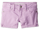 Joe's Jeans Kids Neon Mini Short (Toddler/Little Kids) (Light Hibiscus)