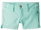 Joe's Jeans Kids Neon Mini Short (Toddler/Little Kids) (Menthol)