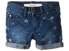 Joe's Jeans Kids Star Print 3 Rolled Short (Toddler/Little Kids) (Indigo Star)