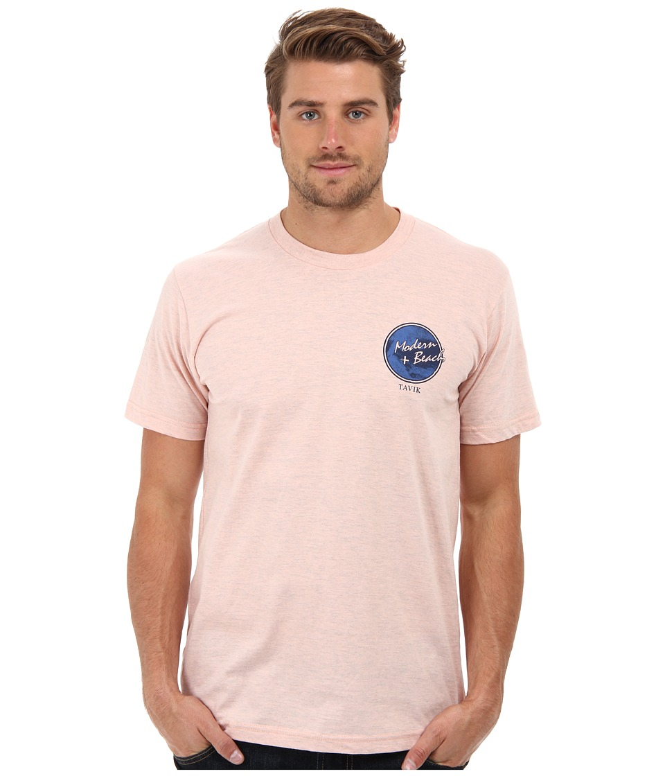 Tavik - Modern Beach (Apricot) Men's T Shirt