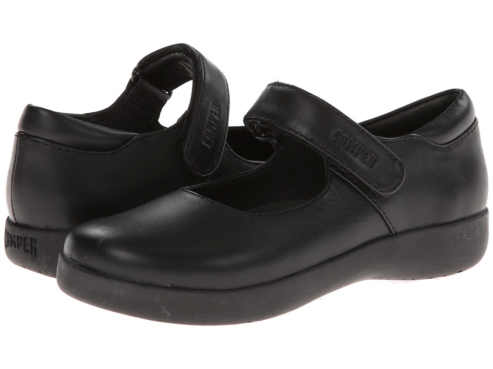 Camper Kids - 80356 (Little Kid) (Black 1) Girls Shoes
