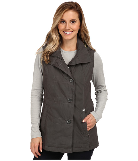 Toad&Co - Berliner Vest (Dark Graphite) Women's Vest