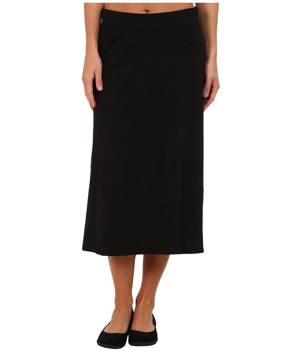Toad&Co - Sascha Skirt (Black) Women's Skirt