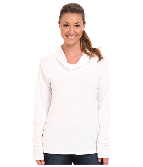 Toad&Co - Cassiopeia Knit Top (White) Women's Long Sleeve Pullover