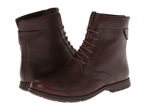 Camper - 1913 - 46503 (Rust/Copper 013) Women's Lace-up Boots