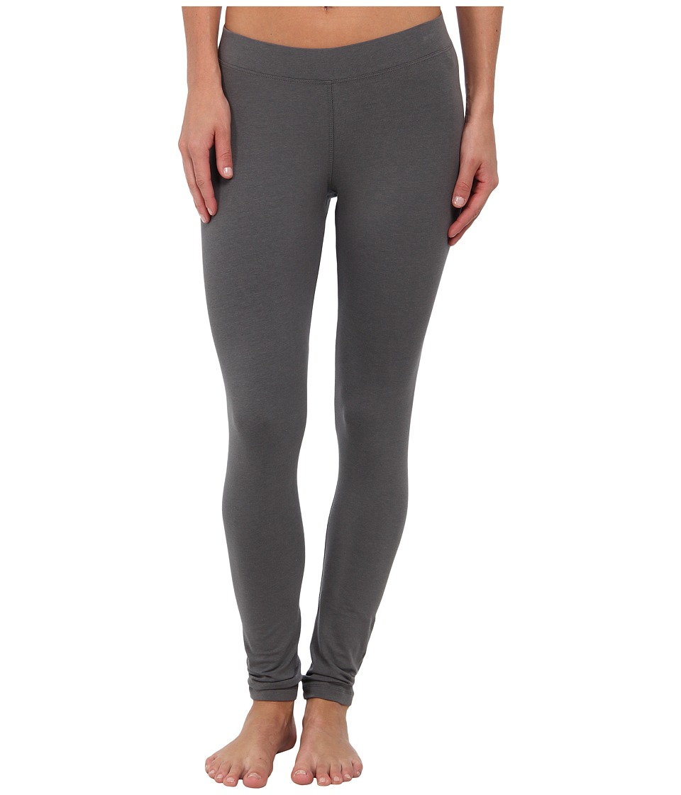 Toad&Co - Lean Leggings (Dark Smoke) Women's Clothing