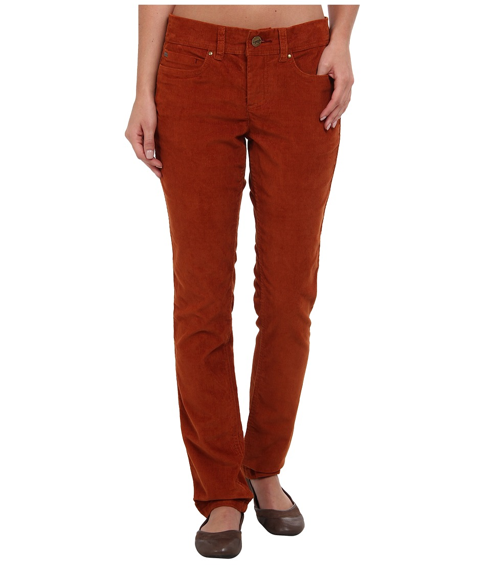 Toad&Co - Coriander Pant (Dark Copper) Women's Casual Pants