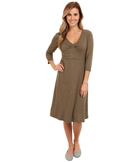 Toad&Co - Rosalinda Dress (Driftwood) Women's Dress
