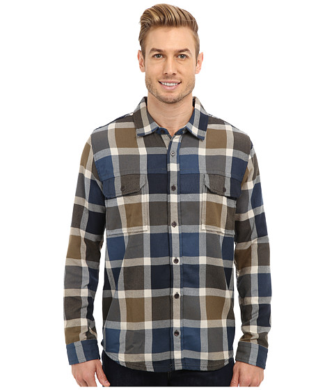 Toad&Co - Watchdog (Driftwood) Men's Long Sleeve Button Up