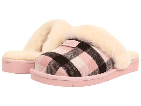 UGG - Cozy Flannel (English Primrose Plaid) Women's Shoes