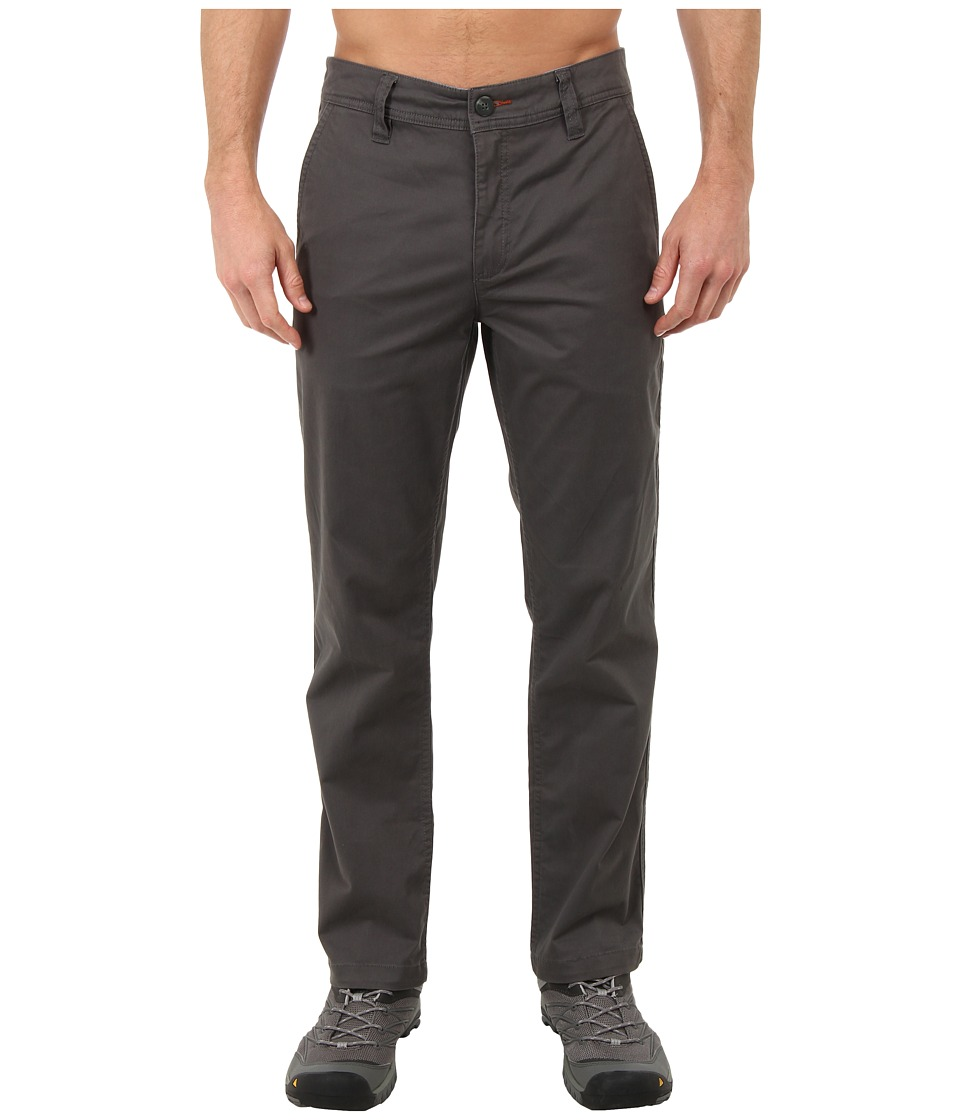 Toad&Co - Mission Ridge Pant 30 (Dark Graphite) Men's Casual Pants