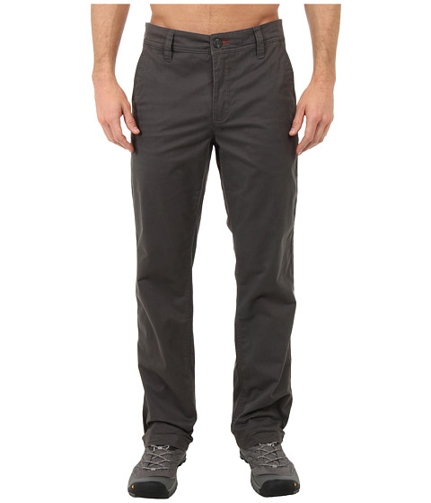 Toad&Co - Mission Ridge Pant 32 (Dark Graphite) Men's Casual Pants