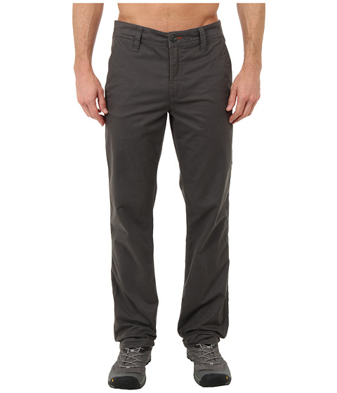 Toad&Co - Mission Ridge Pant 34 (Dark Graphite) Men's Casual Pants