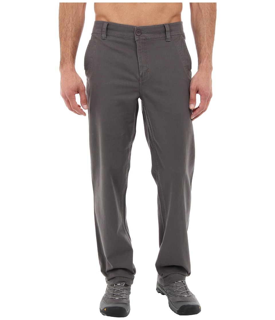 Toad&Co - Backroad Pant 32 (Dark Graphite) Men's Casual Pants