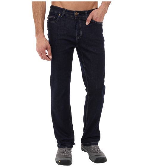 Toad&Co - Drover Denim 32 (Dark Denim) Men's Jeans