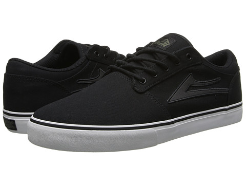 Lakai - Brea (Black Canvas) Men