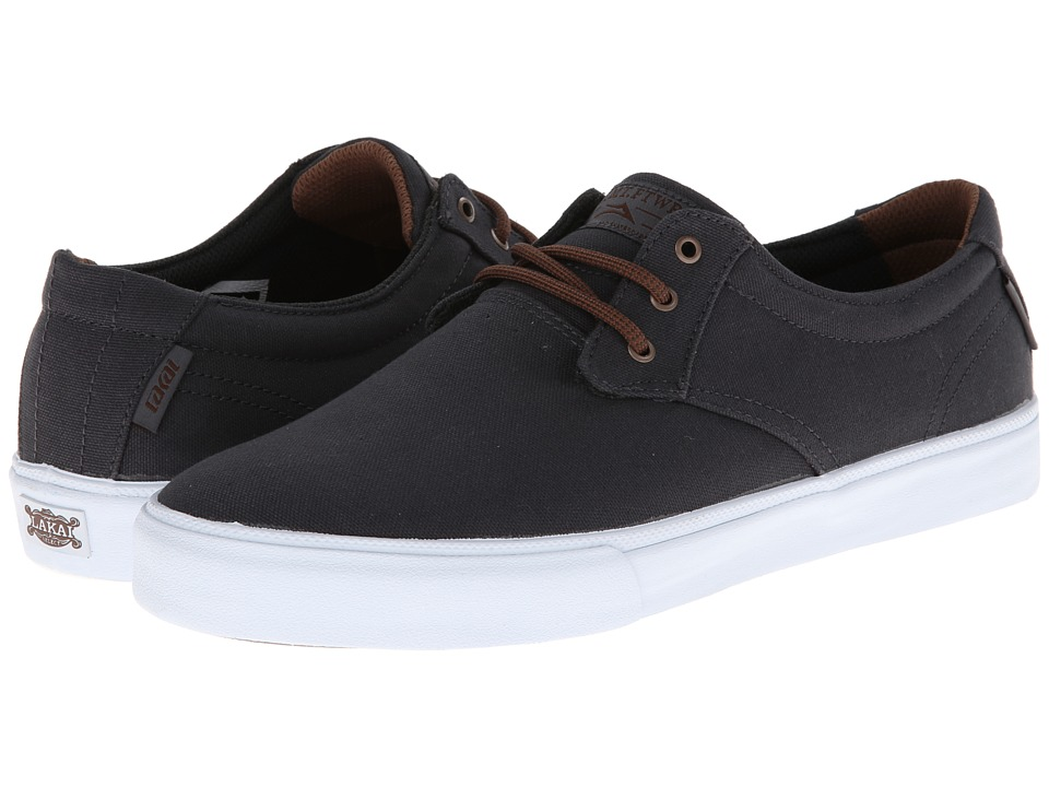 Lakai - M.J. (Phantom Canvas) Men's Skate Shoes
