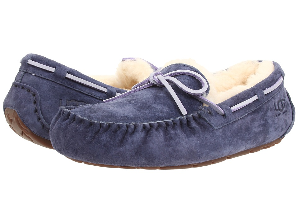 UGG - Dakota (Peacoat) Women's Moccasin Shoes