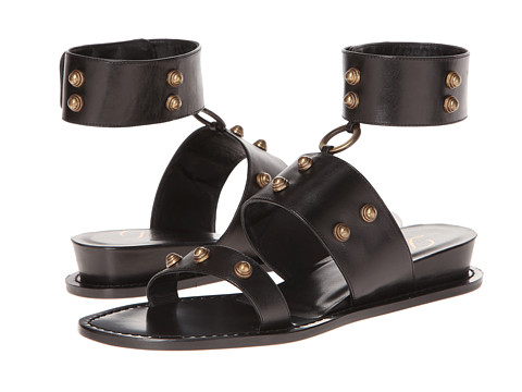 Delman - Marla (Black Calfskin) Women's Shoes