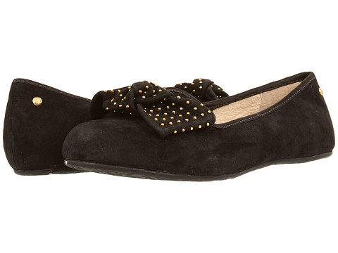 3bf677d3152 UPC 887278381358 - UGG Alloway Studded Bow (Black) Women's Slip on ...