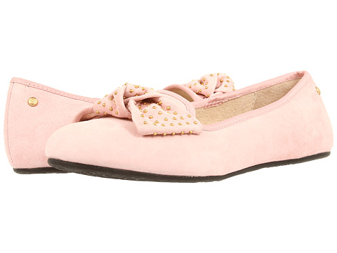 UGG - Alloway Studded Bow (English Primrose) Women