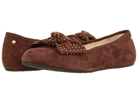 UGG - Alloway Studded Bow (Stout) Women
