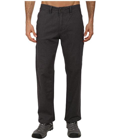 Toad&Co - Norse Pant 30 (Dark Smoke/Black) Men's Casual Pants