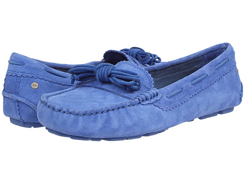 UGG - Meena II (Smooth Blue) Women