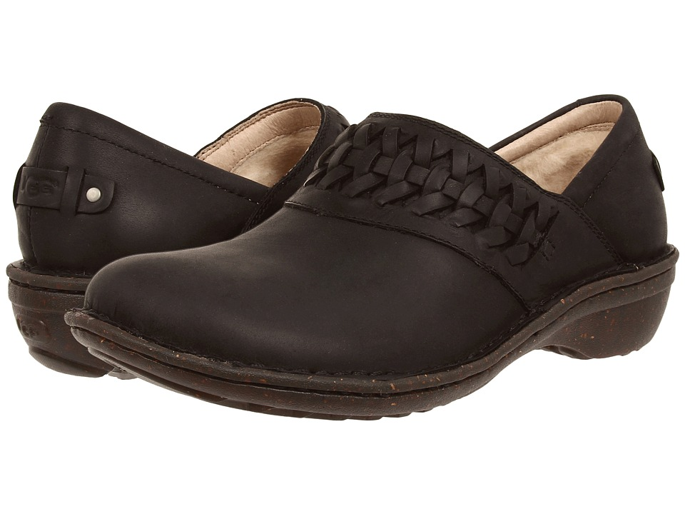 UGG - Anila (Black) Women's Shoes