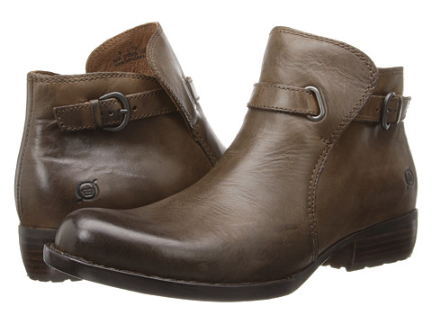 Born - Jem (Truffle Brown Full-Grain) Women's Shoes