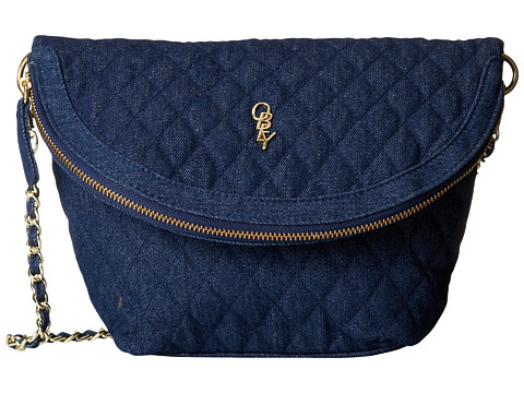 Obey Astoria Satchel (Indigo) Satchel Handbags