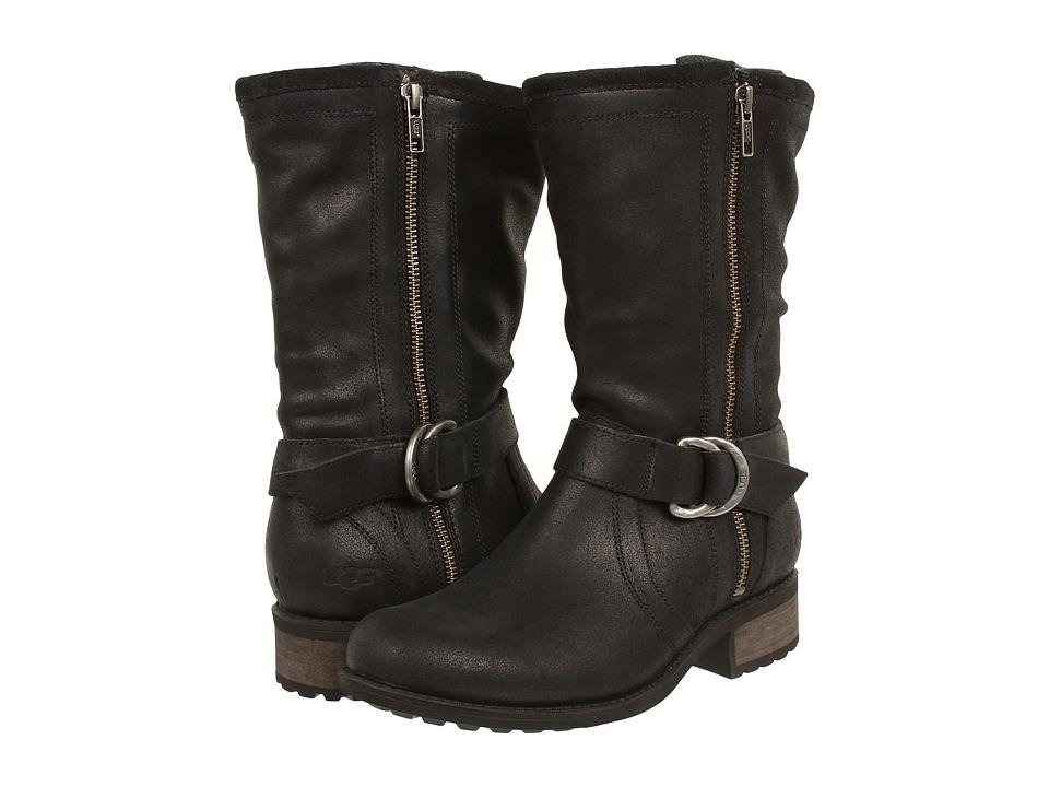 UGG - Silva (Black) Women's Boots