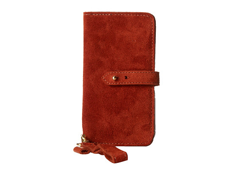 Obey - Adieu Suede Smartphone Case (Rust) Cell Phone Case
