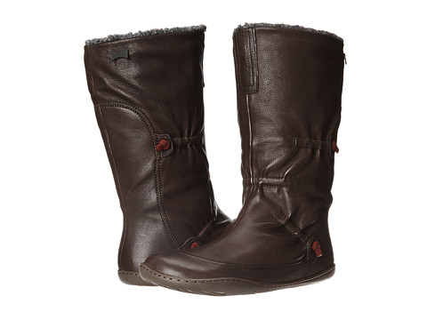 Camper - Peu Cami 46278 (Dark Brown) Women's Boots