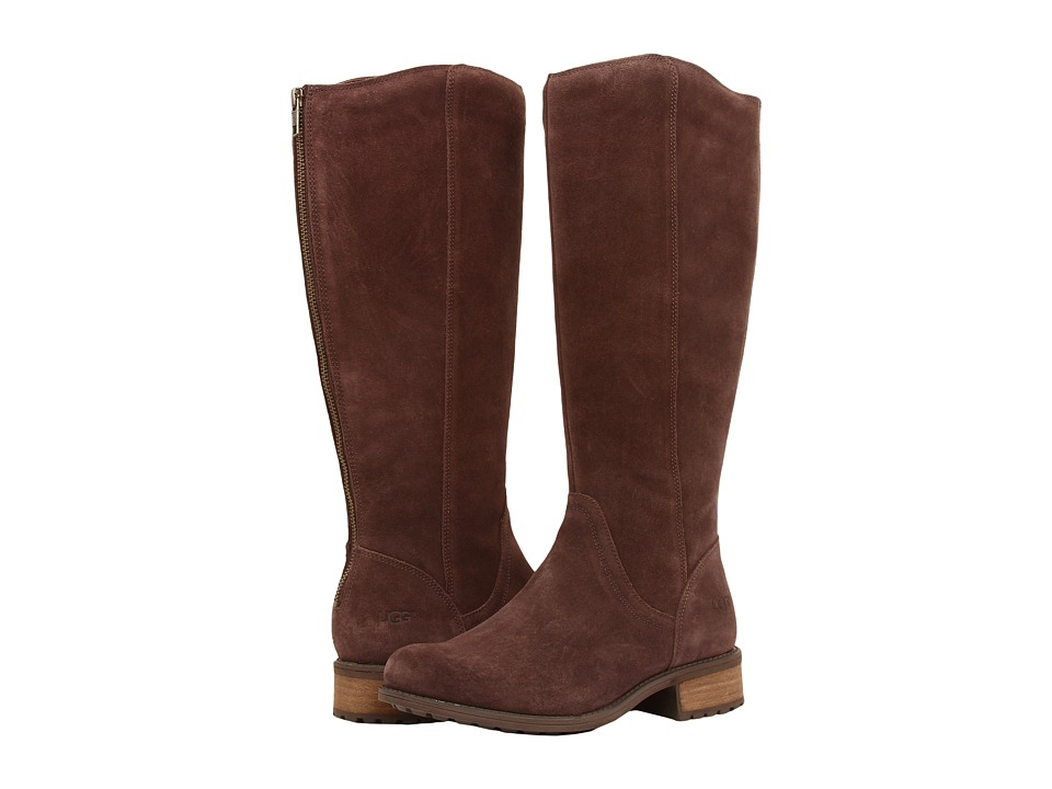 UGG - Seldon (Stout Suede) Women's Boots