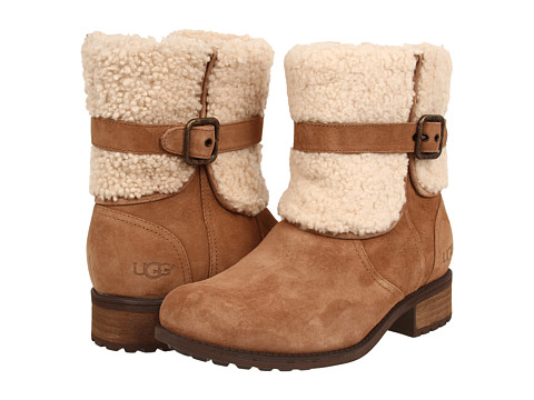 UGG - Blayre II (Chestnut) Women's Boots