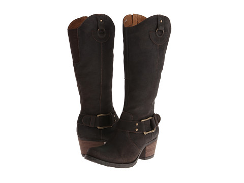 Born - Loreza (Timber Wolf Full-Grain Leather) Women's Pull-on Boots