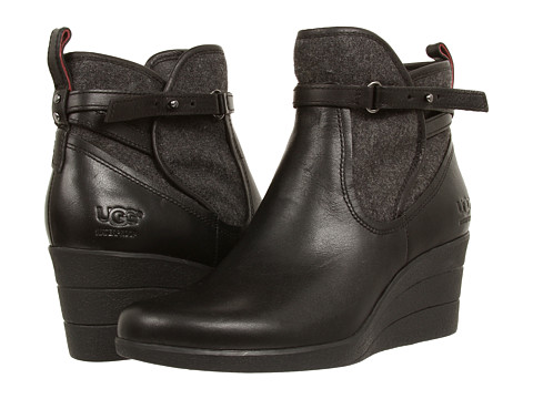 UGG - Emalie (Black) Women's Boots