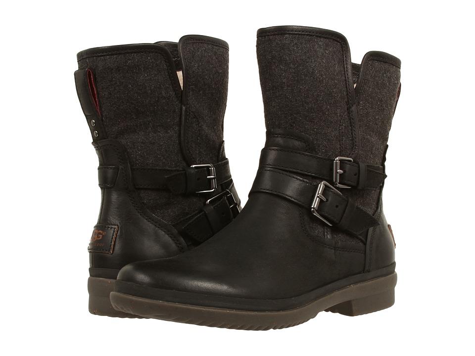 UGG - Simmens (Black) Women's Boots