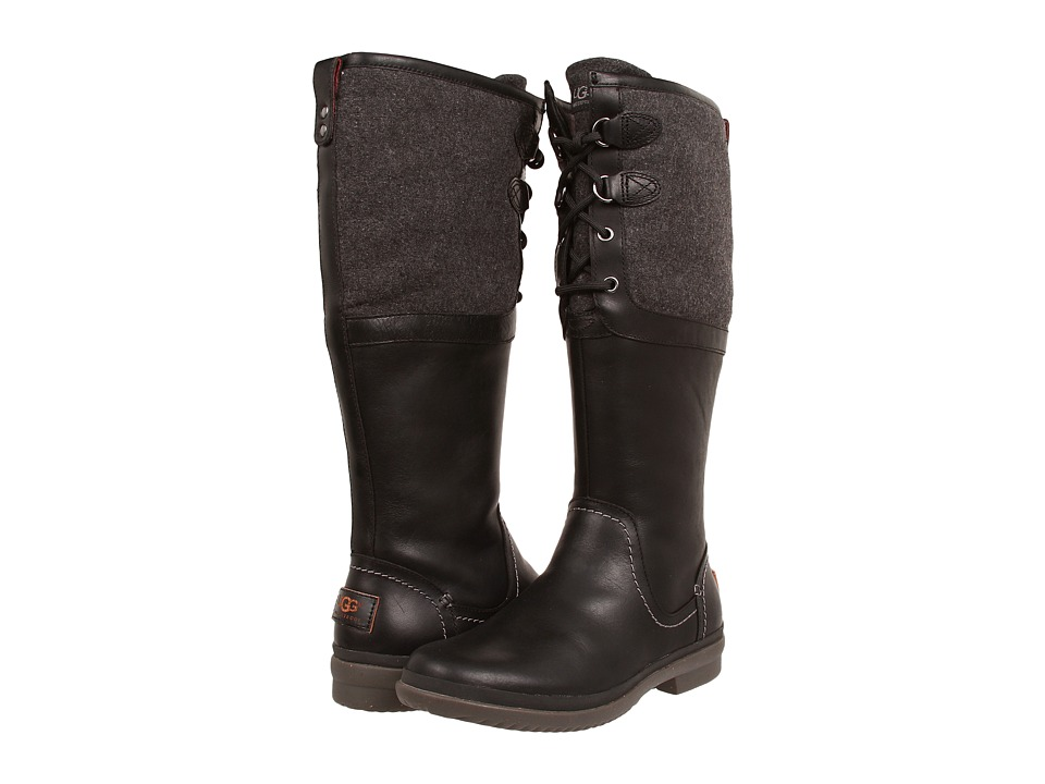 UGG - Elsa (Black) Women's Boots
