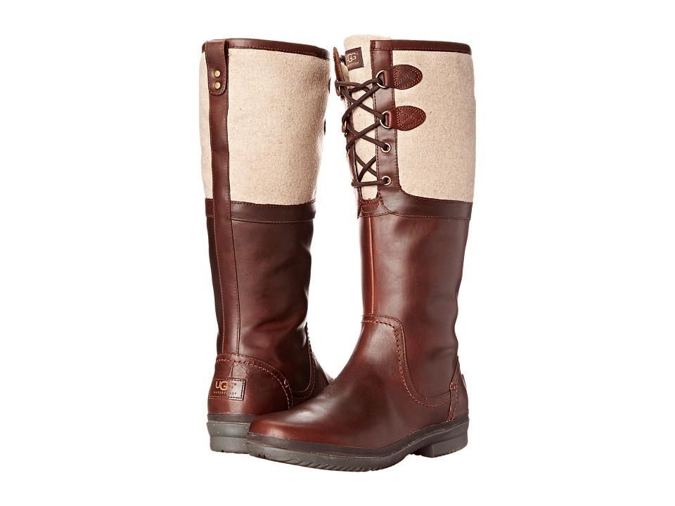 UGG - Elsa (Chestnut) Women's Boots