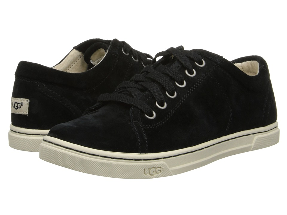 UGG - Tomi (Black Suede) Women's Shoes