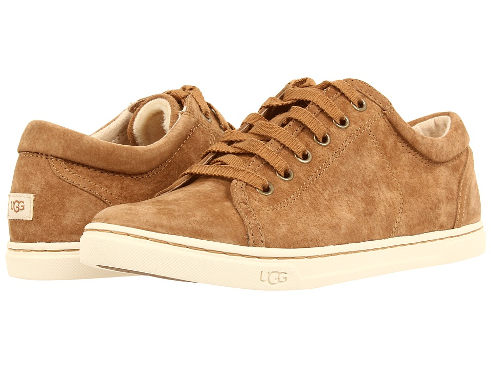 UGG - Tomi (Chestnut Suede) Women's Shoes